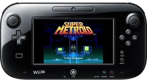 スーパーメトロイド_プレイ映像_(Wii_U_VC)