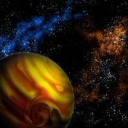 Miitomo Planet