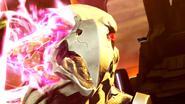 RavenBeak Helmet Shattered