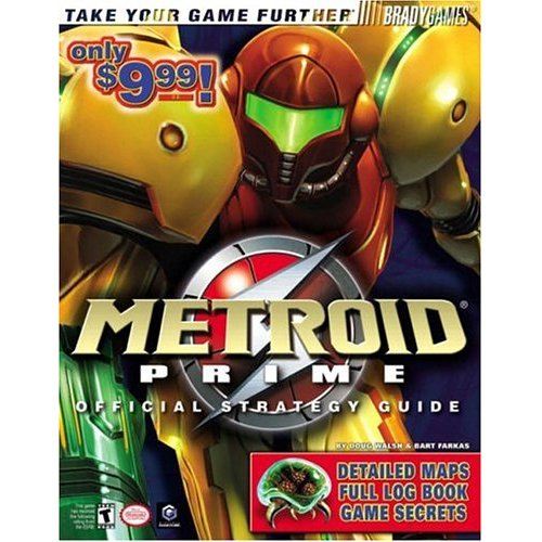 Metroid Prime Official Strategy Guide