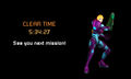 Samus Returns Fusion Mode middle ending