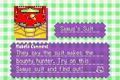 Animal Crossing - Samus's Suit Mabel's Comment