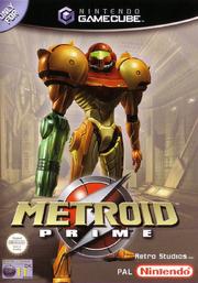 Metroid Prime - Boxart PAL.png