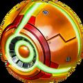 Metroid Samus Returns Morph Ball artwork