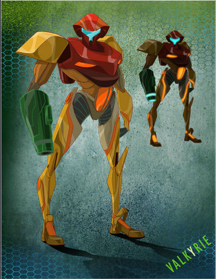 3DS Metroid game