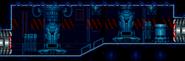 Zona Restringida pasillo mf
