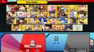 Super Smash Bros. Ultimate E3 2018 char select