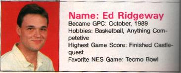 Ed Ridgeway