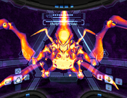 Metroid Prime Exo Thermal Visor