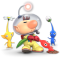 SSB Ultimate Captain Olimar render
