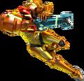 Metroid Samus Returns Samus Missile Hatch artwork