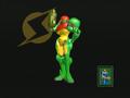Green Samus SSBM
