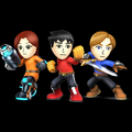 Mii Fighters