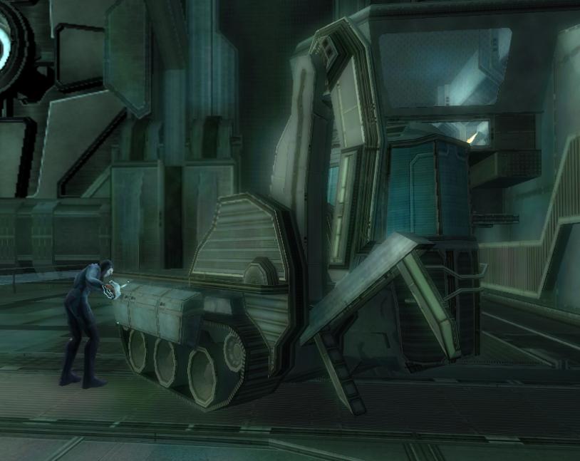 GF Heavy Cargo Truck