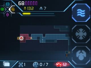 Metroid Detector