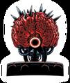 Brawl Sticker Mother Brain (Metroid Zero Mission)