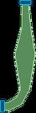 Karte Kavernengang zum Transporter B