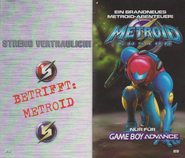 Metroid Prime Anleitung Seite 28 29