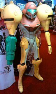 Metroid Prime lifesize statue.jpg
