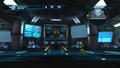 Transport to Main Sector door in Floor Observation Room - locked