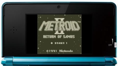 メトロイドⅡ_RETURN_OF_SAMUS_プレイ映像_(3DS_VC)