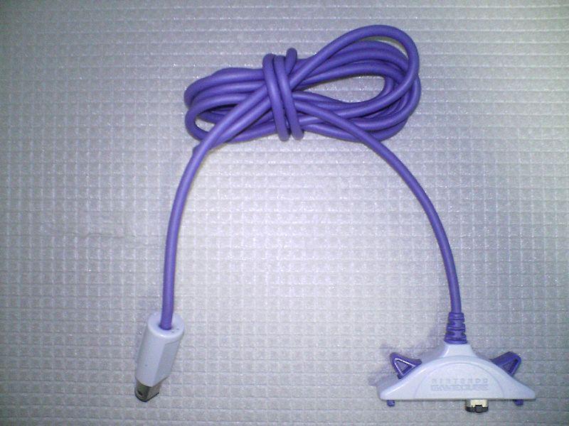 Nintendo GameCube Game Boy Advance Cable