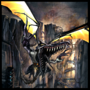 Meta Ridley Concept Art MP1
