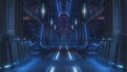Sector Zero Entrance - lights come on.png