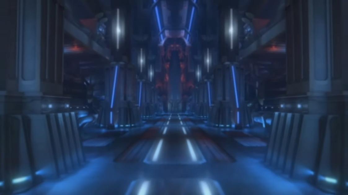 Sector Zero Entrance