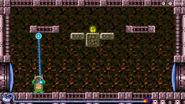 Super Metroid microgame in WarioWare Get It Together 5