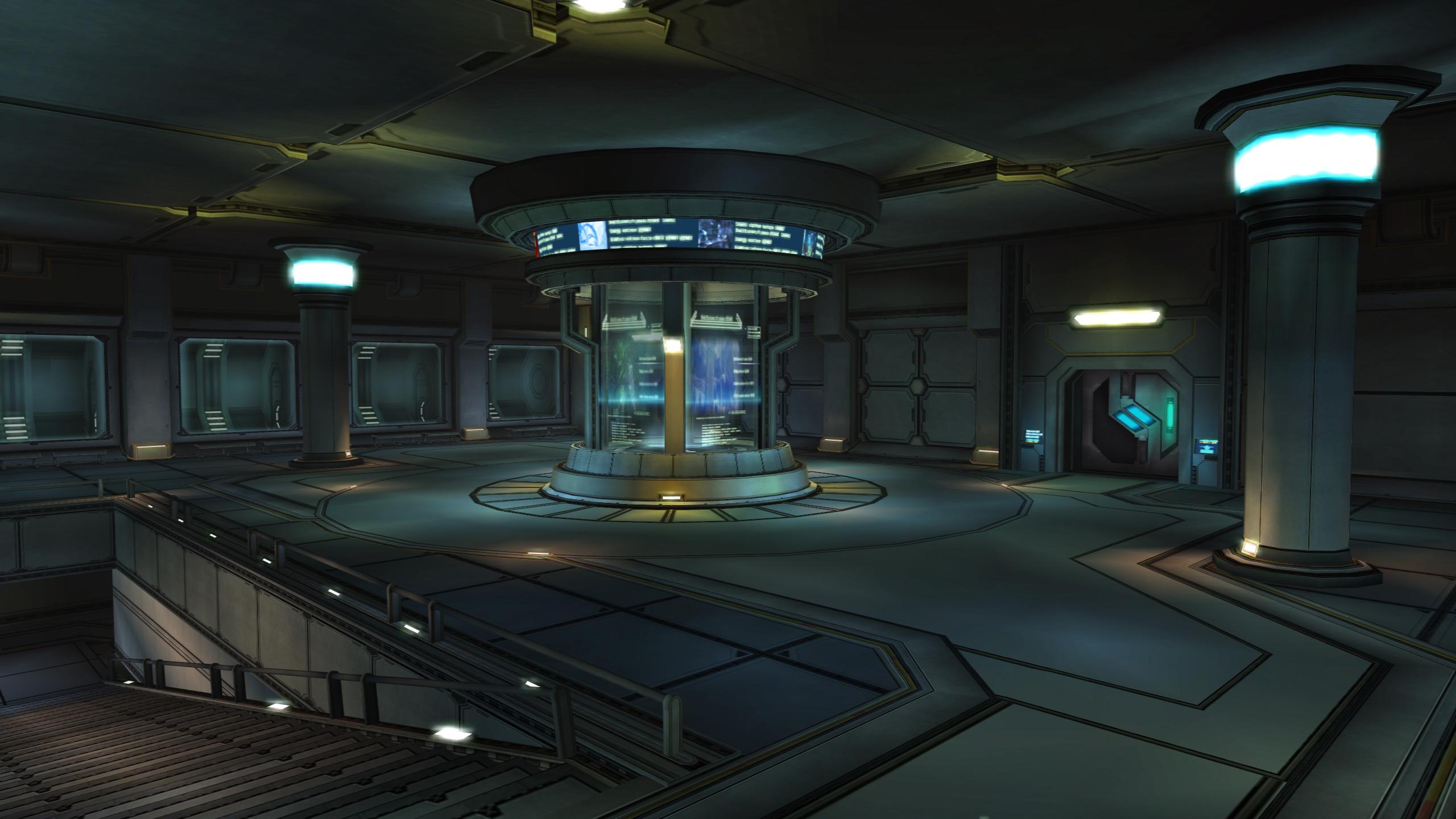 BRC operations base