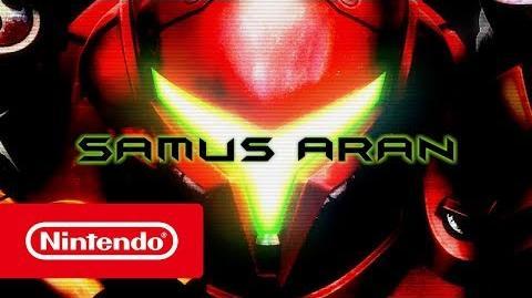 Metroid Samus Returns - Bande-annonce générale (Nintendo 3DS)