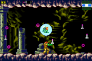 Metroid Zero Mission Charge Beam