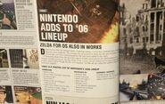 Metroid Dread in Game Informer