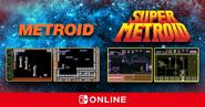 Metroid or Super Metroid