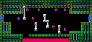 Path over lava full view Metroid