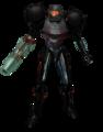 Phazon Suit rip