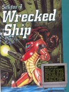 Super Metroid The Official Nintendo Game Guide - Wrecked Ship