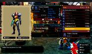 Monster Hunter Generations Ultimate Metroid content purple Varia Suit 2