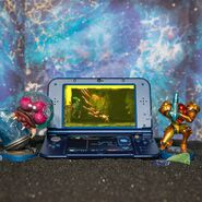 MSR amiibo and 3DS NOA Instagram