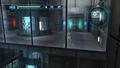 Main Sector lift hub - upper floor
