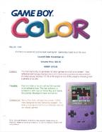 Nintendo SOURCE BOOK 1998 MII DX crop