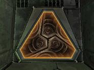 Brown Blast Shield