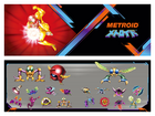 Metroid Dread Special Edition Artbook 01 MD