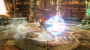 Tiro a quemarropa SSB4 (Wii U)