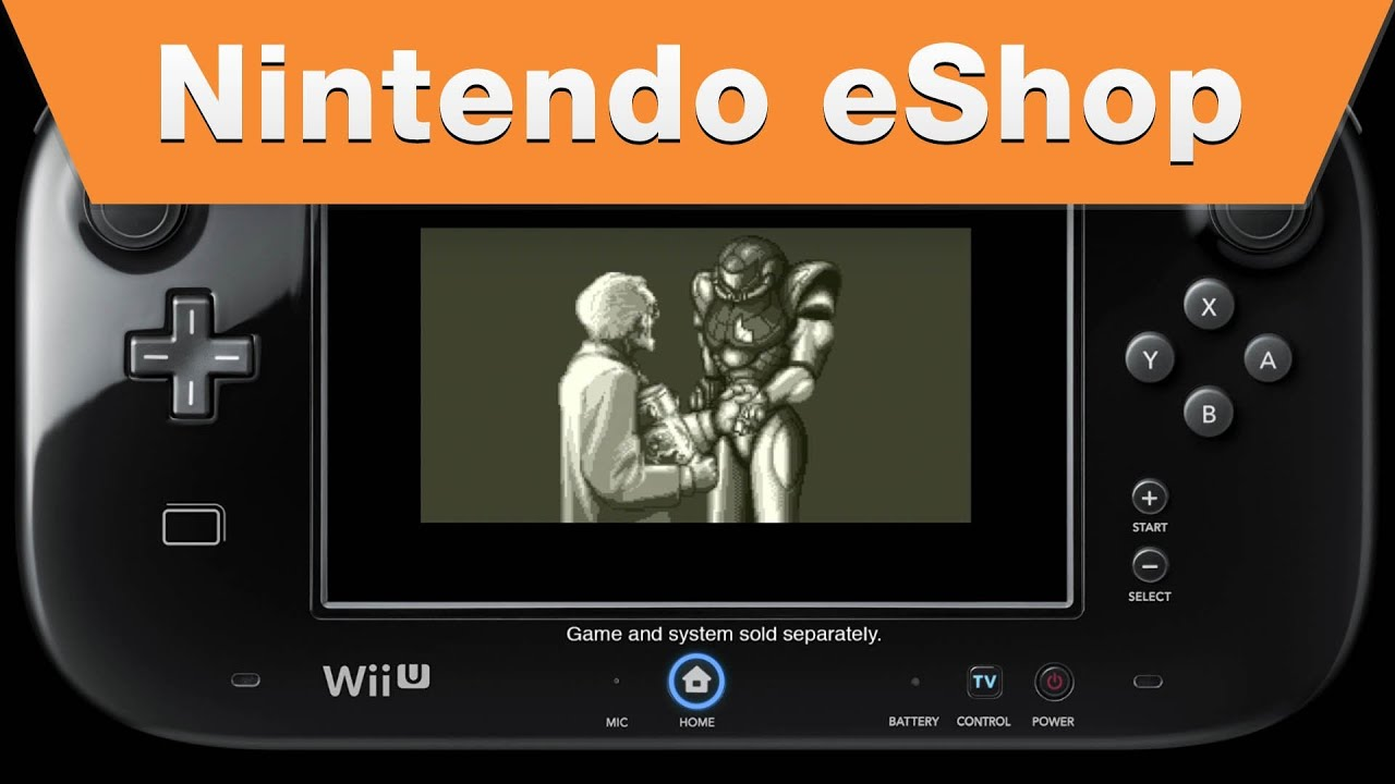 Nintendo eShop - Super Metroid Trailer