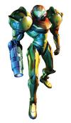 Samus Aran (Metroid Prime 3) Artwork 01