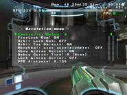MP3 revolution menu