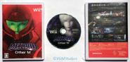 Nintendo Wii Real Figure Collection - Metroid Other M