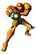 Samus Aran (Metroid Prime Hunters) Artwork 01